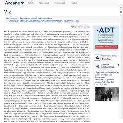 Régi magyar szólások és közmondások