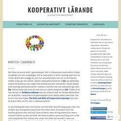 Kraften i samarbete – Kooperativt Lärande