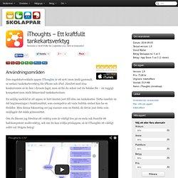 Recension av iThoughts - Ett kraftfullt tankekartsverktyg