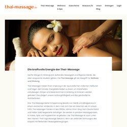 Welche Thai Massage Arten gibt es und welche passt am besten zu dir