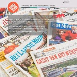 www.krantenmaker.be