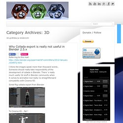 Category Archives: 3D