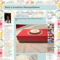 Bely's kreative Stempelideen: Navidad