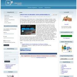 Graz - Kreatives Schreiben: Ein Klassen-Weblog