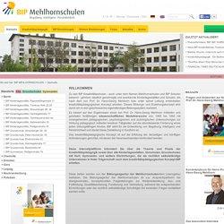 BIP Mehlhornschulen - BIP Schulen - BIP Kreativitätsschulen