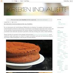 Krebsen und Aluette: kuchen