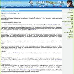 Kreta Allgemeine Informationen