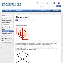 Stier og kretser - Matematikksenteret