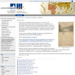 Kriegsbriefe - Catalog - Universitäts- und Landesbibliothek Bonn - Portal