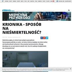 Krionika - sposób na nieśmiertelność? - Nowe technologie w INTERIA.PL