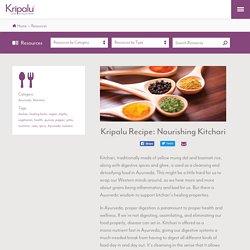 Kripalu Recipe: Nourishing Kitchari | Kripalu
