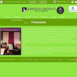 Krishna Bhavan Restaurant