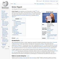 Krista Tippett - Wikipedia
