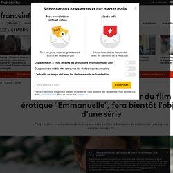 """La vie de Sylvia Kristel, la star du film érotique """"Emmanuelle"""", fera bientôt l'objet d'une série"""