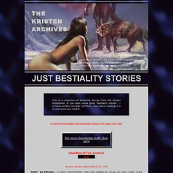 Soooo hot, kristens erotic story archieves just too