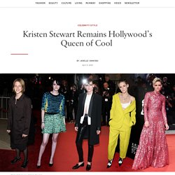 See Kristen Stewart's Style Evolution from Twilight to 2020