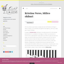 Kristina Veres, idílico shibari