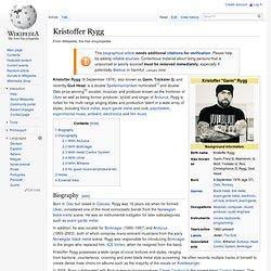 Kristoffer Rygg