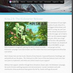 2.9: The Kickstarter Release