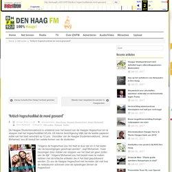 """Den Haag FM » """"Kritisch hogeschoolblad de mond gesnoerd"""""""