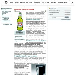 Heineken met la pression à Kronenbourg : L'innovation au coeur de la bataille