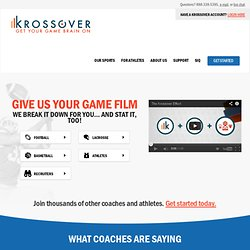 Krossover | Get Your Game Brain On