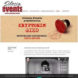 KRYPTONIM GIZD - Silesia Events