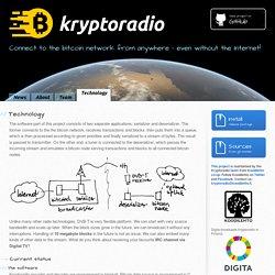 Kryptoradio by Koodilehto