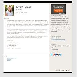 Krystle Fenton on LookUpPage