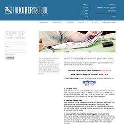 L'ÉCOLE Kubert - COURS PAR CORRESPONDANCE