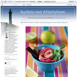 Kuchnia nad Atlantykiem: Przetwory