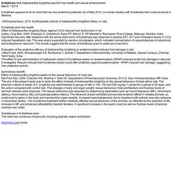 Kuliakhara health benefit Asteracantha longifolia
