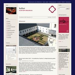 Kultur in der Abtei Brauweiler
