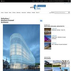 Kulturbau / Benthem Crouwel Architects