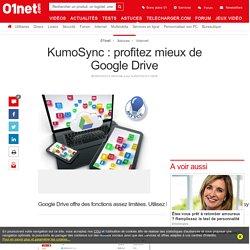 KumoSync : profitez mieux de Google Drive