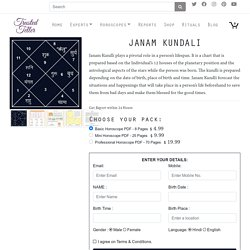 A website for the accurate Janam Kundli and forecast for the future.