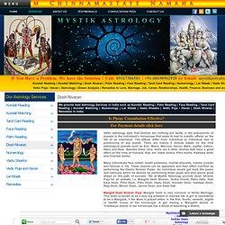 Mangal Dosh Kaal Sarp Dosh Pitra Pitru Dosh Vastu Kundali Dosh Nivaran Remedies - Mystik Astrology