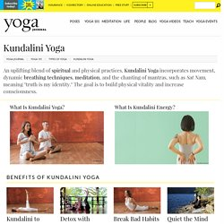 Learn About Kundalini Yoga: Poses, Asanas & Sequences