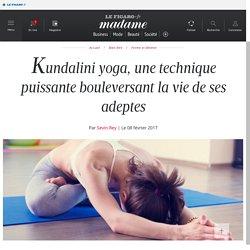 Kundalini yoga, une technique puissante bouleversant la vie de ses adeptes