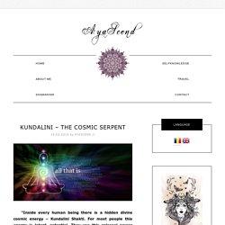 Kundalini – the cosmic serpent – AyaScend