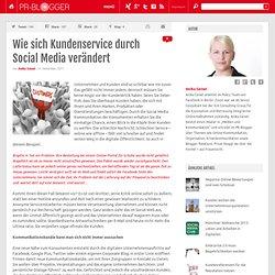 Wie sich Kundenservice durch Social Media verändert