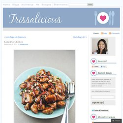 Kung Pao Chicken « Trissalicious