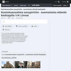 Kuninkaansalista savupirttiin - suomalaista elämää keskiajalla