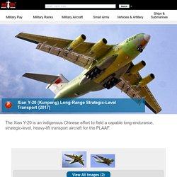 Xian Y-20 (Kunpeng) - Long-Range Strategic-Level Transport