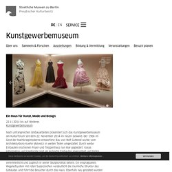 Kunstgewerbemuseum: Detail