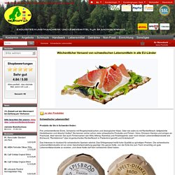 Skanaffär - Der Skandinavien-Shop mit Kunsthandwerk u. Lebensmitteln-Schwedische Lebensmittel