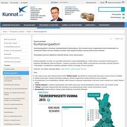 Kuntanavigaattori-Kunnat.net
