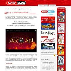 Kuroblog, le blog des éditions Kurokawa » Hiromu Arakawa