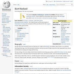 Kurt Harland - Wikipedia