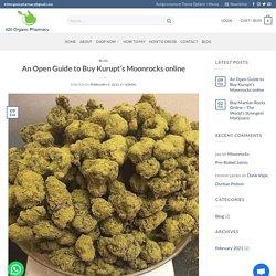 Buy Kurupt's Moonrocks online